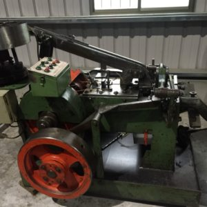 #266 Chien Chang M8X100 Hex Trimming machine P2