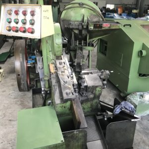 #553 Chien Tsai M6x75 Thread rolling machine P2