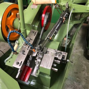 #597 #643 Chien Tsai CTR6 thread rolling machine2